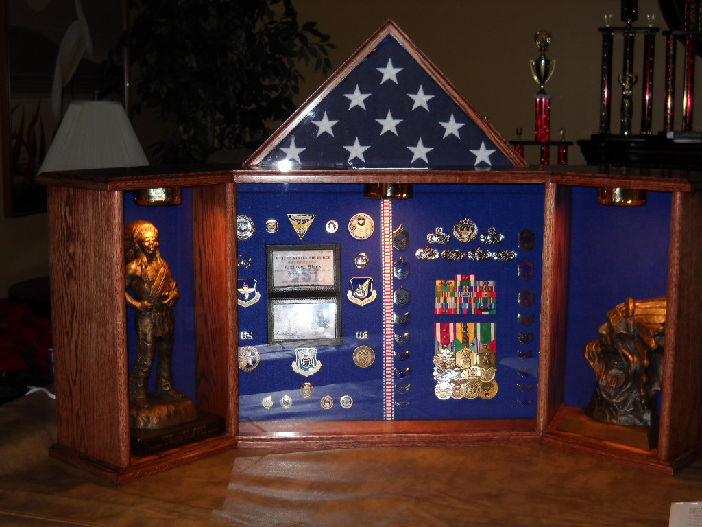 Custom Grand Colonial Shadow Box Basement Woodworks Inc - 1024x768 ...