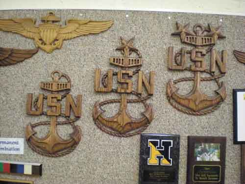 Custom Military Plaques